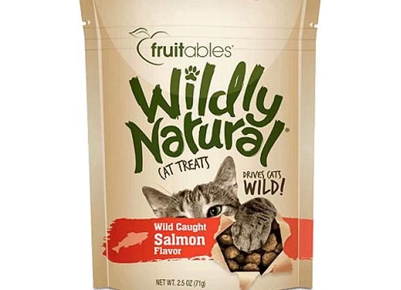 Wildly Natural Treats - Salmon | 2.5oz