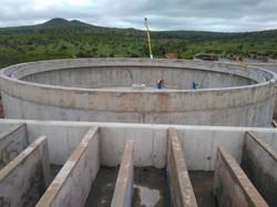 Tsomo water treatment works