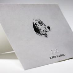 Embossed Note Card