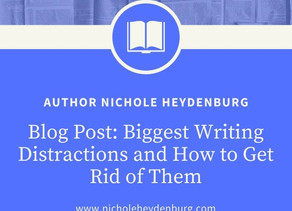Biggest Writing Distractions and How to Get Rid of Them