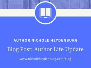 Author Life Update