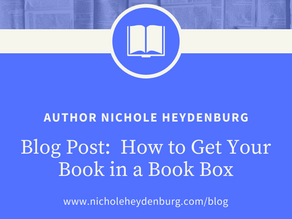 How to Get Your Book in a Book Box
