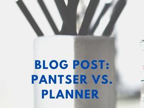 Pantser vs. Planner