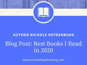 Best Books I Read in 2020