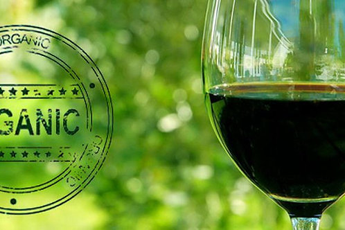 Organic Wines - May 11 @ 7:00 PM
