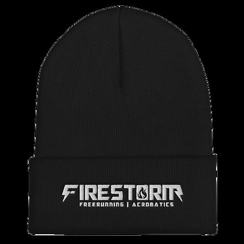 Firestorm Freerunning Logo Beanie