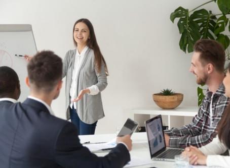 Qual o futuro dos treinamentos in company?