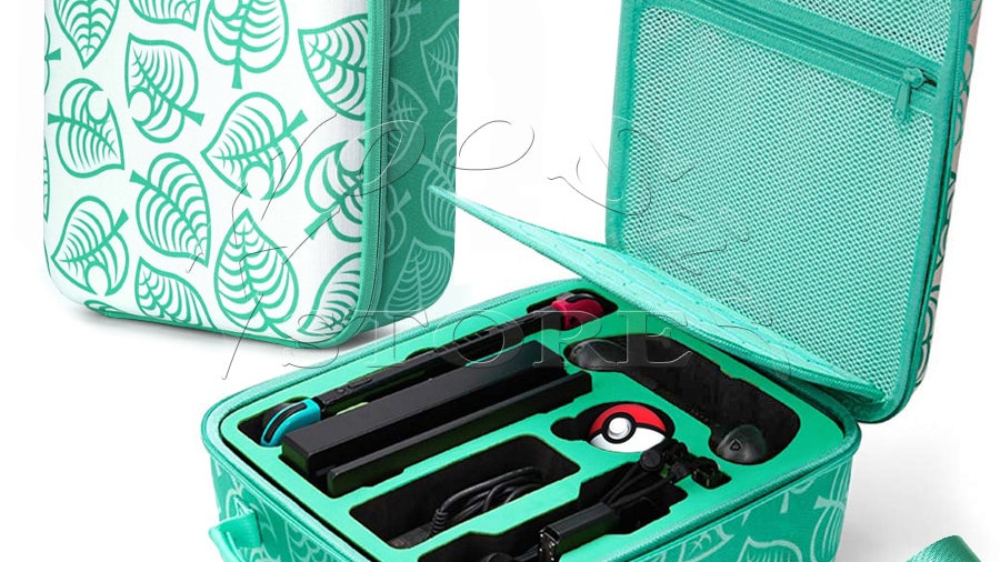 Nintendo Switch Big Case Waterproof Protective Storage Bag