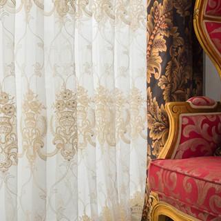 布簾20000+窗紗15000(240cm)