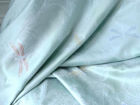 獨家義大利(湖水綠) 三色蜻蜓 床組