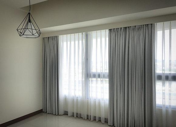 遮光布窗簾