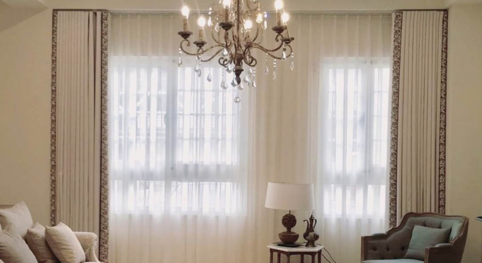浮誇生活工作室歐式窗簾