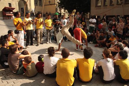 1er Roda de Capoeira Bruxelles - Angoleiros do Mar!