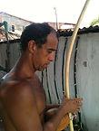Mestre de Capoeira Angola