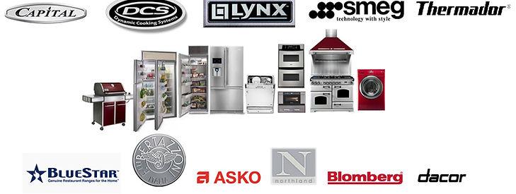 Appliance Repair - LG, Kitchen Aid, GE,Wolf, BOSCH