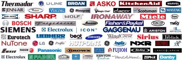 Appliance Repair - Miele, DCS, Dacor, Samsung