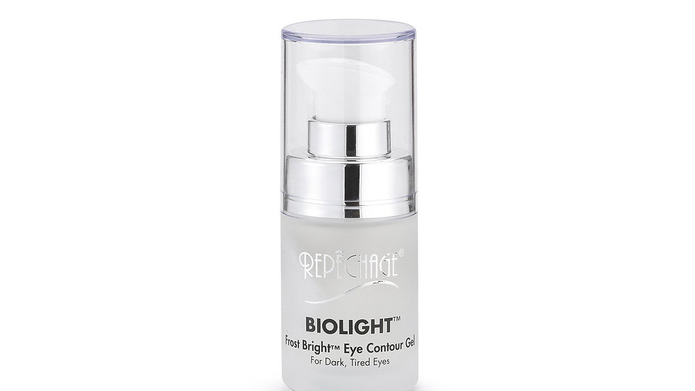 BIOLIGHT Frost Bright Eye Contour Gel For Dark, Tired Eyes