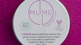MUme Vegan Solid Make-Up Brush Cleanser