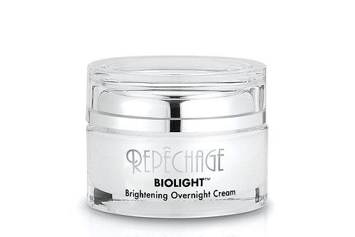 BIOLIGHT Brightening Overnight Cream With Laminaria Complex