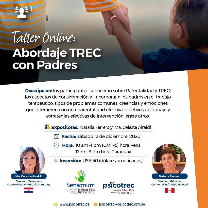 Taller Online: Abordaje TREC con Padres