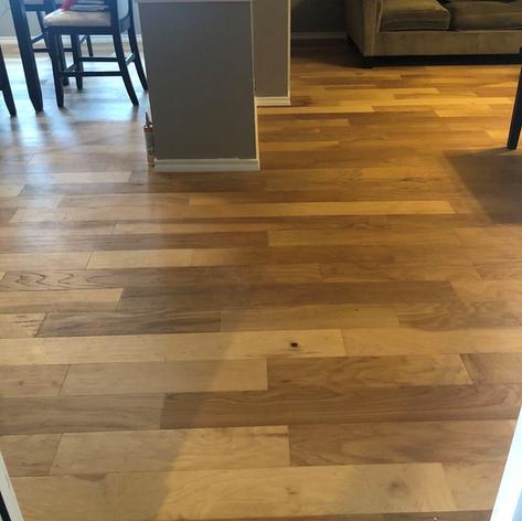 Light Beige Laminate Flooring