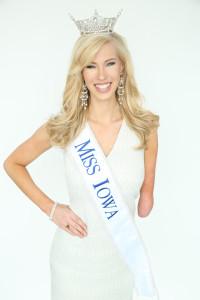 Nicole Kelly, Miss Iowa, Diversity Speaker