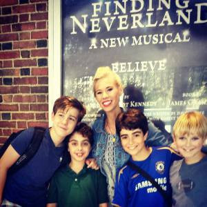 nicole kelly, Diversity speaker, finding neverland