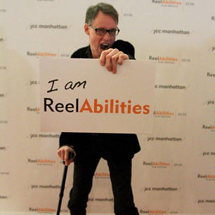 Lawrence Carter Long ReelAbilities National Council on Disability Disability Rights Education and Defense Fund