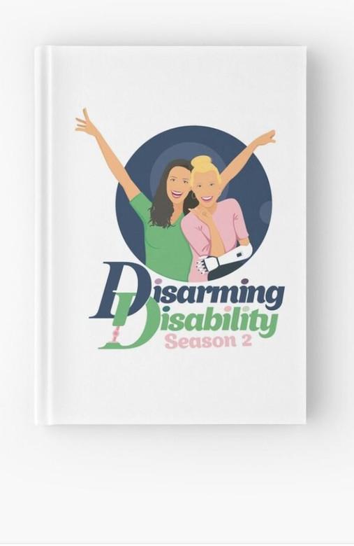 Disarming Disability Notebook