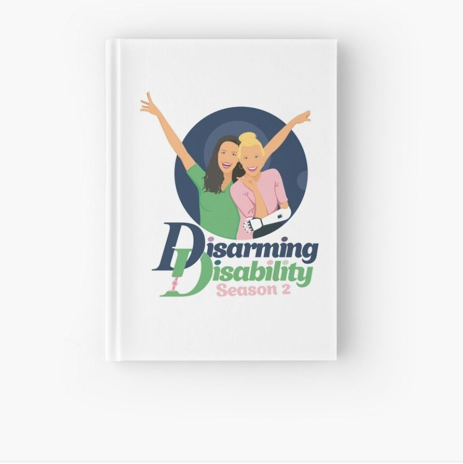 Disarming Disability Notebook