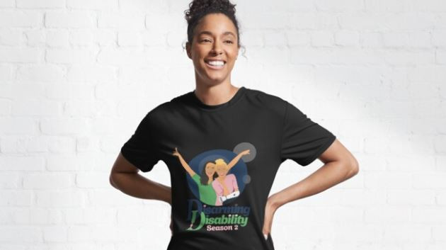 Disarming Disability Shirt