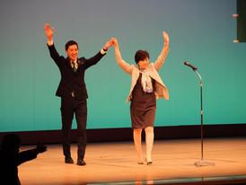 浅草公会堂にて「保坂まさひろを励ます会」を開催しました!