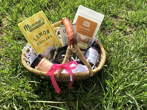 Caramel Cravings Easter Basket