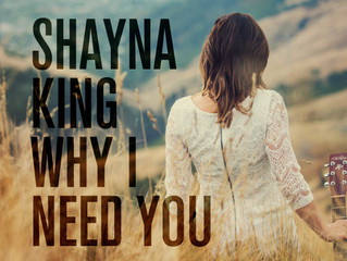 'Why I Need You' on April NZ On Air Kiwi Hit Disc