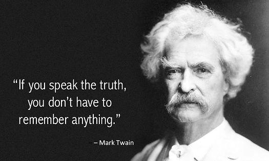 AZ Quote Mark Twain Speak the Truth.jpeg