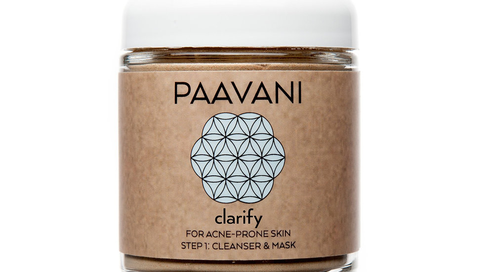 Clarify Cleanser & Mask