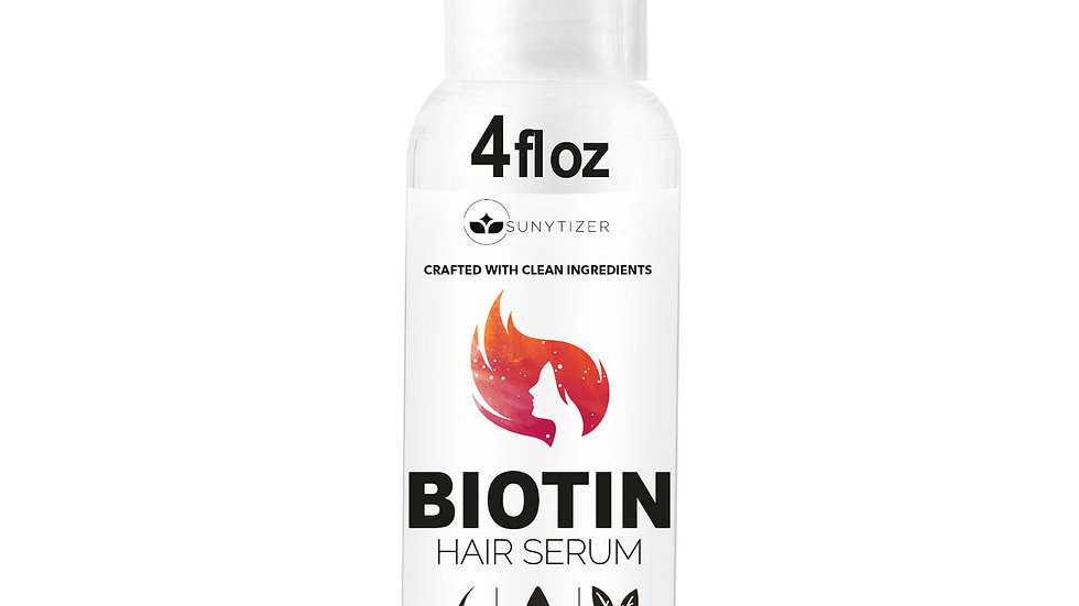 Sunytizer Biotin Hair Growth Serum - Made in USA