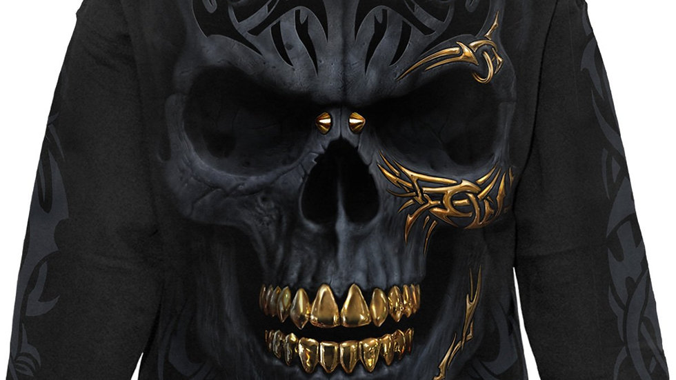 BLACK GOLD - Hoody Black