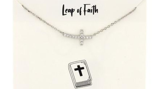 Leap of Faith Necklace