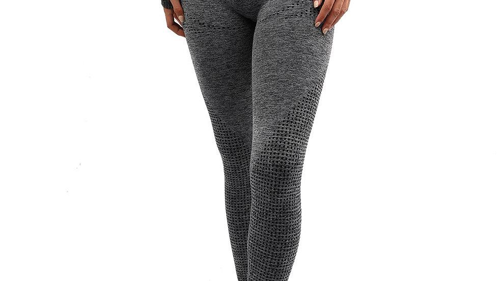 Fratessa Seamless Legging - Charcoal