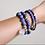 Thumbnail: Rainbow Agate Gemstone Bracelets