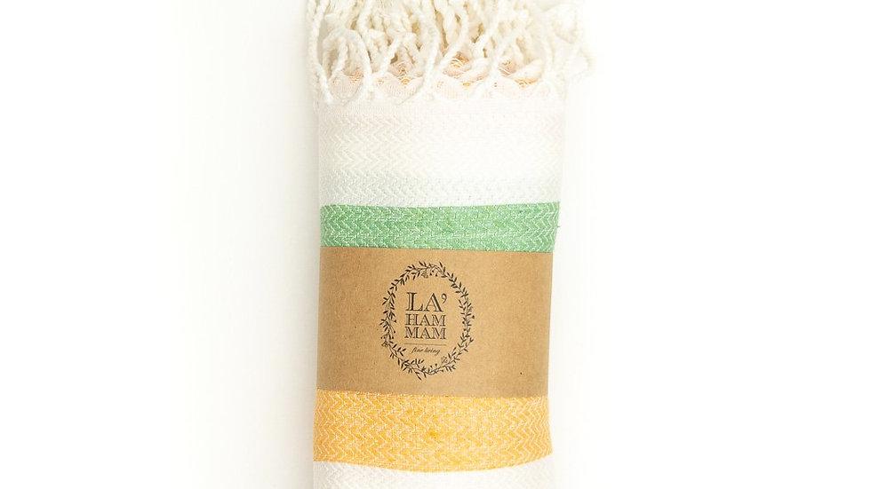 Arc Peshtemal Pure Cotton Beach Towel