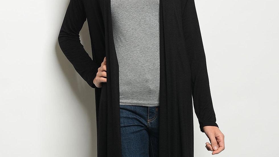 Shop the Trends Black Cardigan
