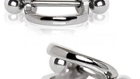 Double Line Cartilage Cuff Earring