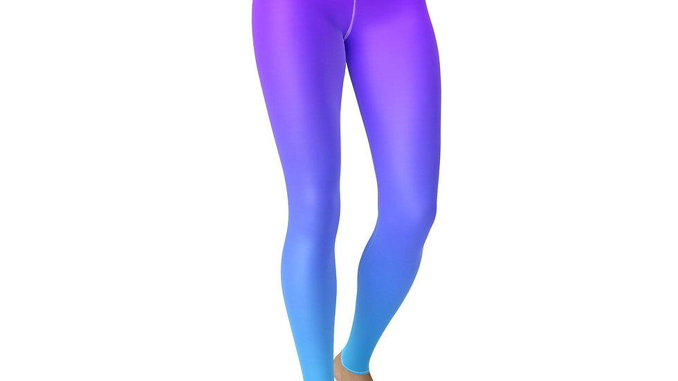 Avery Purple Blue Ombre