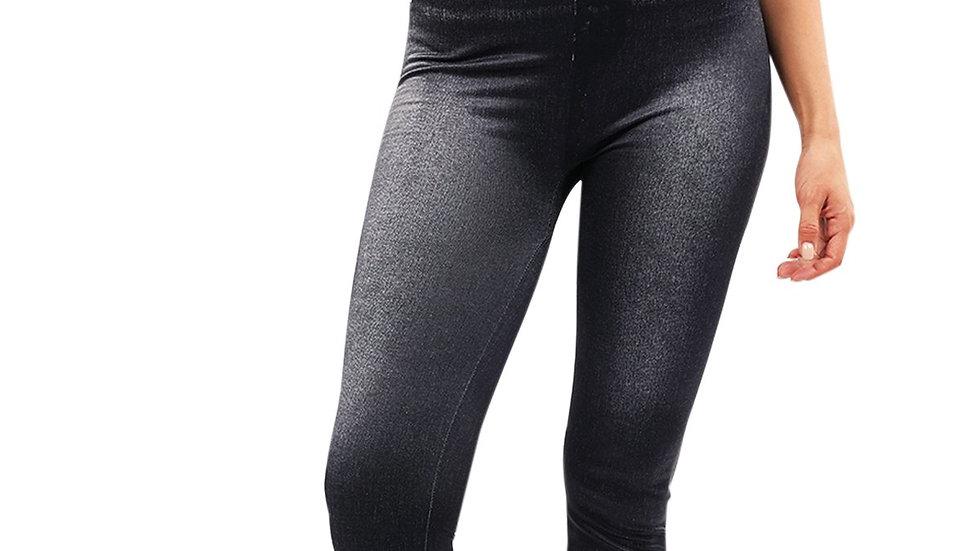Doheny Bodycon Jegging / Legging - Black