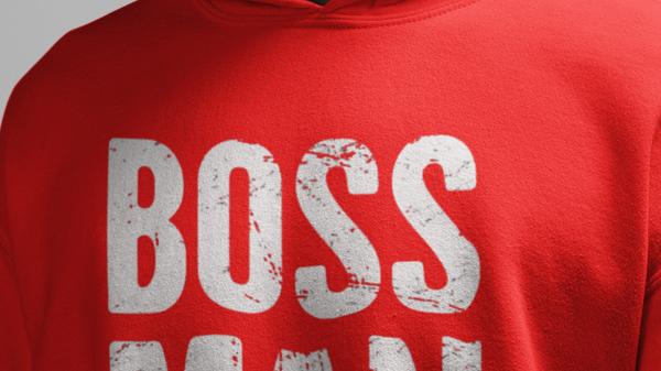 Boss Man Hoodie