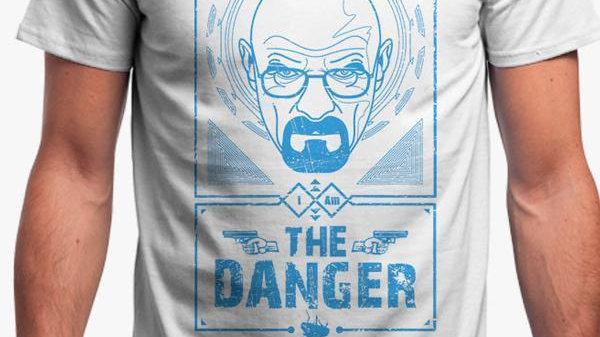 I AM THE DANGER - BREAKING BAD TEE
