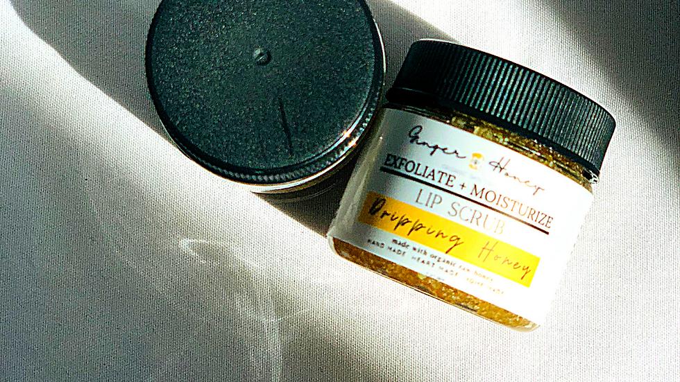 Dripping Honey Lip Scrub
