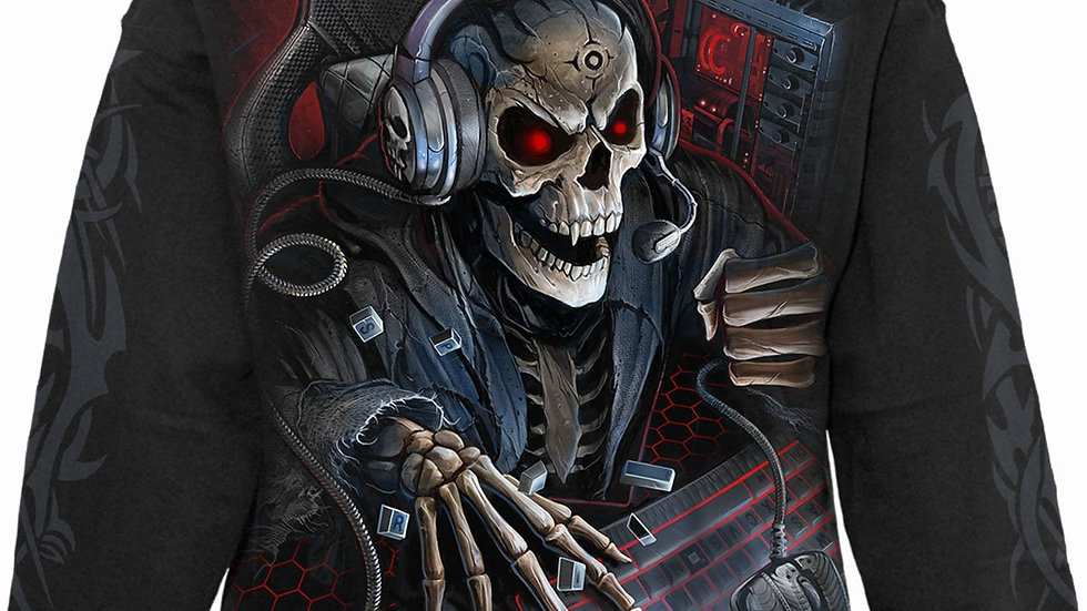 PC GAMER - Hoody Black